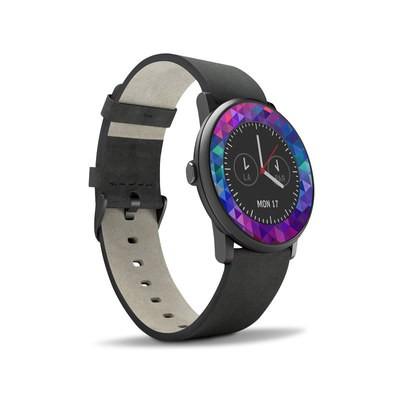 Pebble Time Round Skin - Charmed
