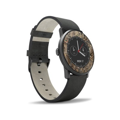 Pebble Time Round Skin - Duck Blind