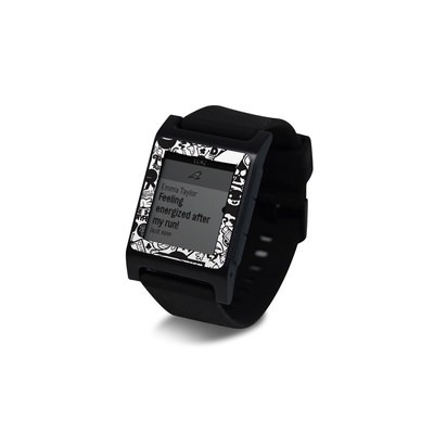 Pebble 2 SE Smart Watch Skin - TV Kills Everything