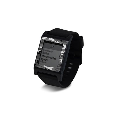 Pebble 2 SE Smart Watch Skin - Urban Camo