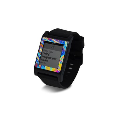 Pebble 2 SE Smart Watch Skin - World of Soap