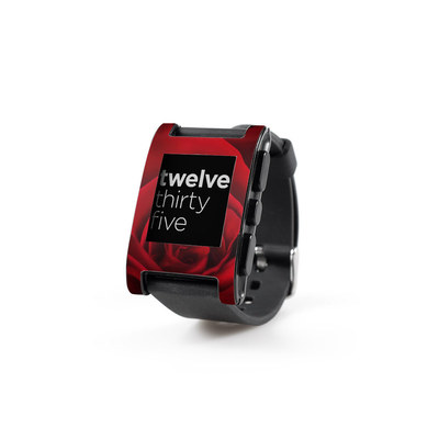 Pebble Watch Skin - By Any Other Name