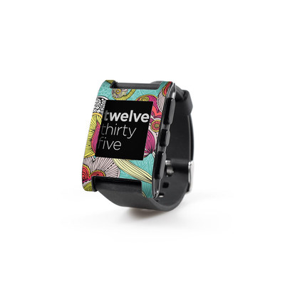 Pebble Watch Skin - Beatriz