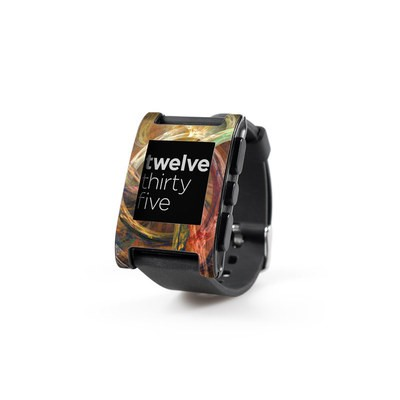 Pebble Watch Skin - Blagora