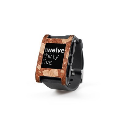 Pebble Watch Skin - Books