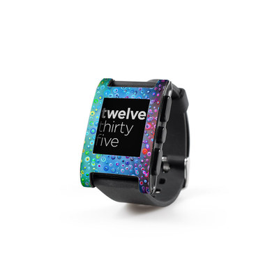 Pebble Watch Skin - Bubblicious