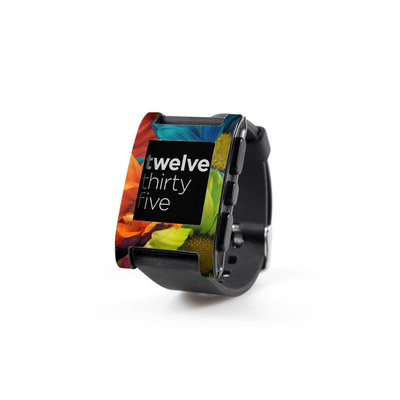 Pebble Watch Skin - Colours