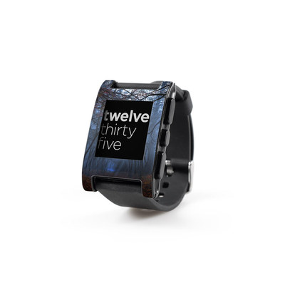 Pebble Watch Skin - Elegy