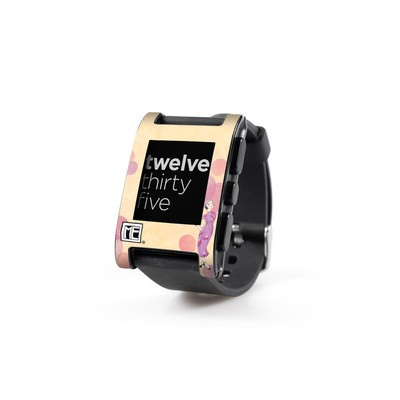 Pebble Watch Skin - Fabulous