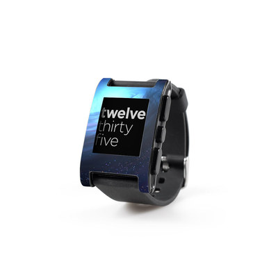 Pebble Watch Skin - Hidden Forces