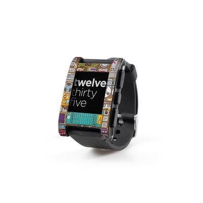 Pebble Watch Skin - In My Pocket