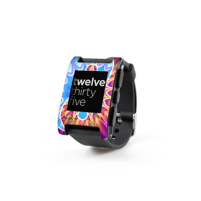 Pebble Watch Skin - Karmadala