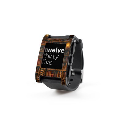 Pebble Watch Skin - Library