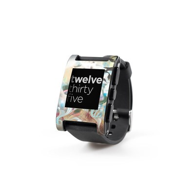 Pebble Watch Skin - Lucidigraff