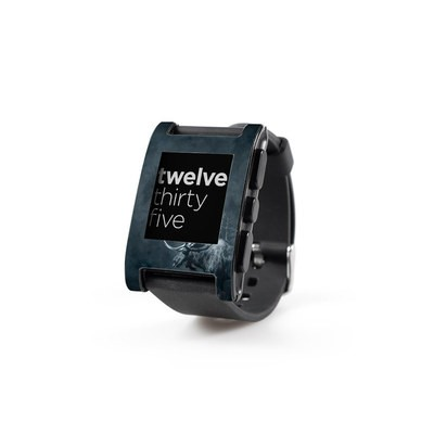 Pebble Watch Skin - Moose