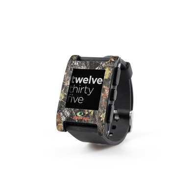 Pebble Watch Skin - Break-Up