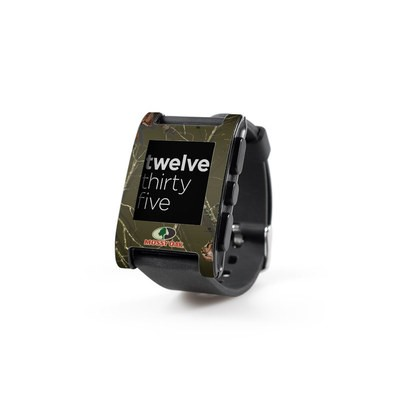 Pebble Watch Skin - Break-Up Lifestyles Dirt