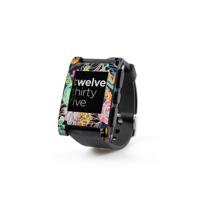 Pebble Watch Skin - My Happy Place