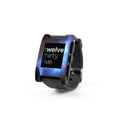 Pebble Watch Skin - Pulsar