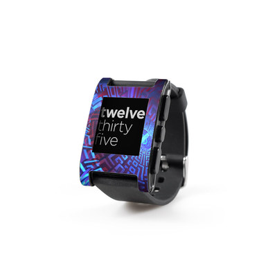 Pebble Watch Skin - Receptor