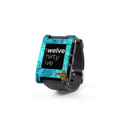 Pebble Watch Skin - Sacred Honu