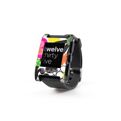 Pebble Watch Skin - Splendida