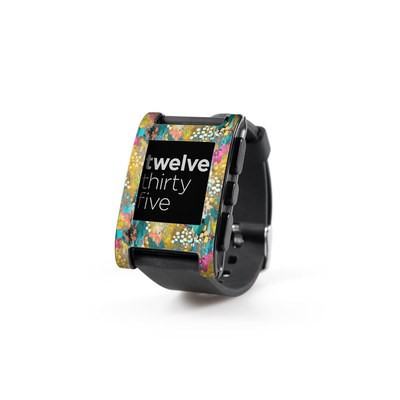 Pebble Watch Skin - Sweet Talia
