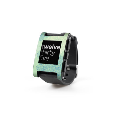Pebble Watch Skin - Sweet Siesta