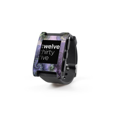 Pebble Watch Skin - Turbulent Dreams