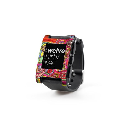 Pebble Watch Skin - The Wall