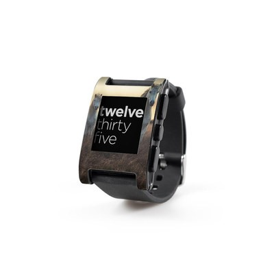 Pebble Watch Skin - Hornless Unicorns
