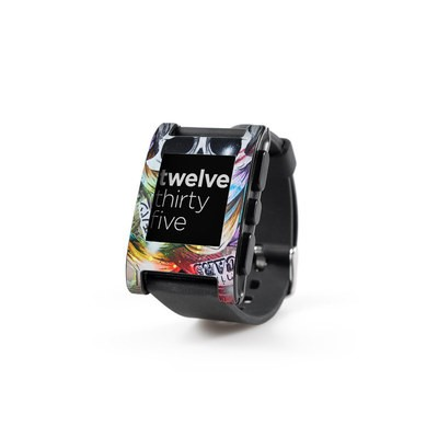 Pebble Watch Skin - Visionary