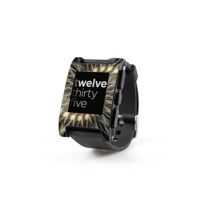 Pebble Watch Skin - Vortex