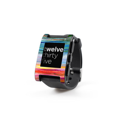 Pebble Watch Skin - Waterfall