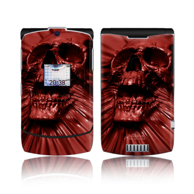 RAZR Skin - Skull Blood