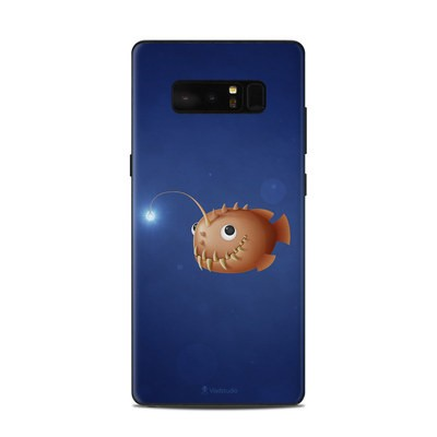 Samsung Galaxy Note 8 Skin - Little Anglerfish