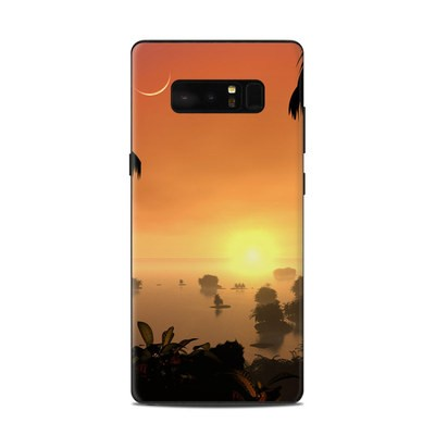 Samsung Galaxy Note 8 Skin - Last Light Of The Sun