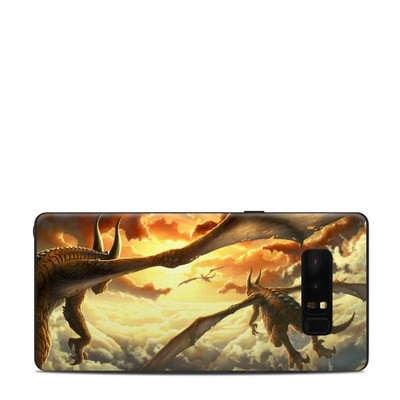 Samsung Galaxy Note 8 Skin - Over the Clouds