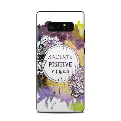 Samsung Galaxy Note 8 Skin - Radiate