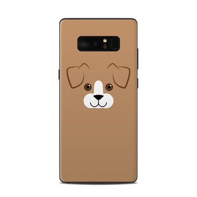 Samsung Galaxy Note 8 Skin - Rex the Dog