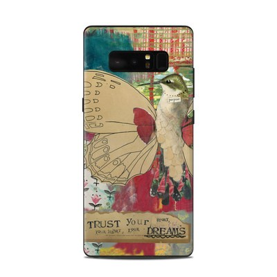 Samsung Galaxy Note 8 Skin - Trust Your Dreams