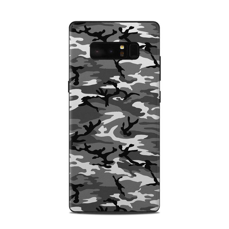 huge discount 01e82 5e119 Samsung Galaxy Note 8 Skin - Urban Camo