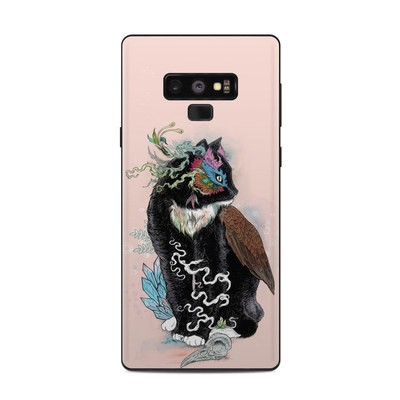 Samsung Galaxy Note 9 Skin - Black Magic