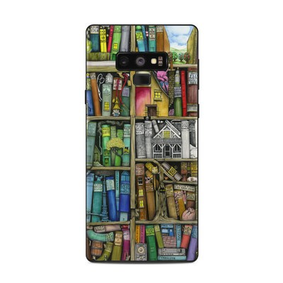 Samsung Galaxy Note 9 Skin - Bookshelf