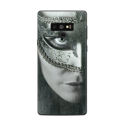 Samsung Galaxy Note 9 Skin - Behind the Mask