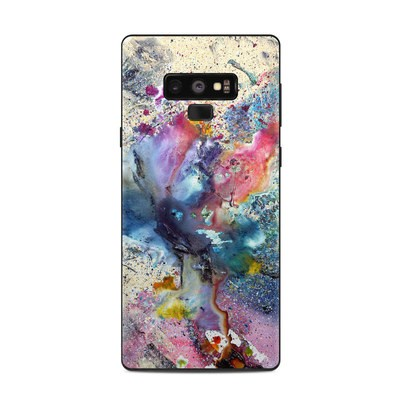Samsung Galaxy Note 9 Skin - Cosmic Flower