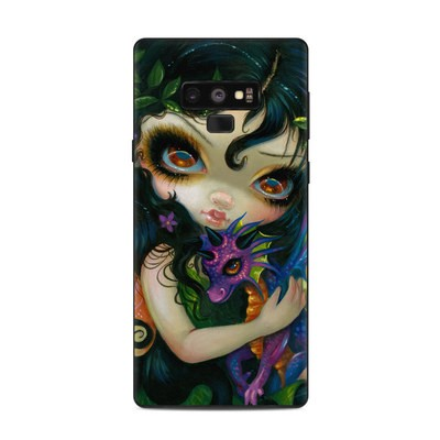 Samsung Galaxy Note 9 Skin - Dragonling Child