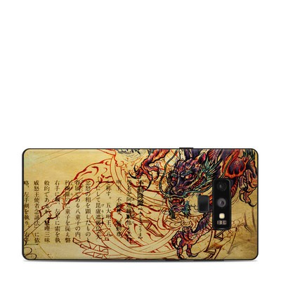 Samsung Galaxy Note 9 Skin - Dragon Legend