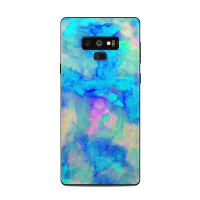 Samsung Galaxy Note 9 Skin - Electrify Ice Blue