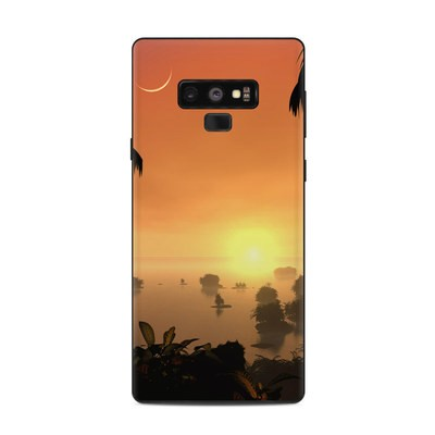 Samsung Galaxy Note 9 Skin - Last Light Of The Sun